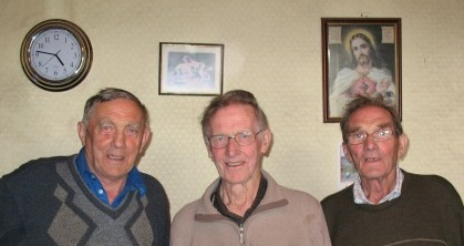 Vincent, Mick, and Eamon Brennan (2010)